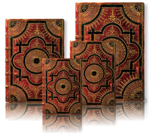 Paperblanks Collection - Baroque Ventaglio