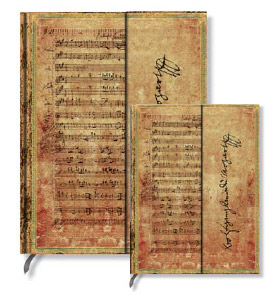 Paperblanks - Embellished Manuscripts - Mozart, The Hunt