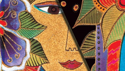 Laurel Burch - Spirit of Womankind