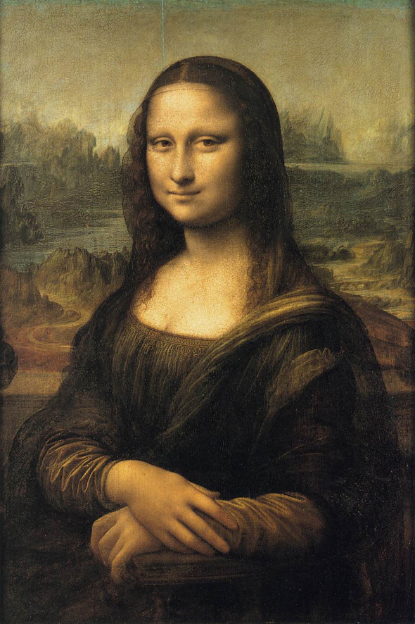 Da Vinci's Great Works: Mona Lisa