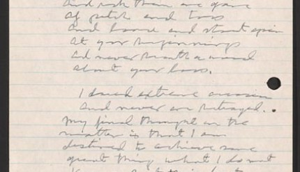 George S. Patton Diary Entry