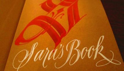 paperblanks calligraphic inscriptions sara