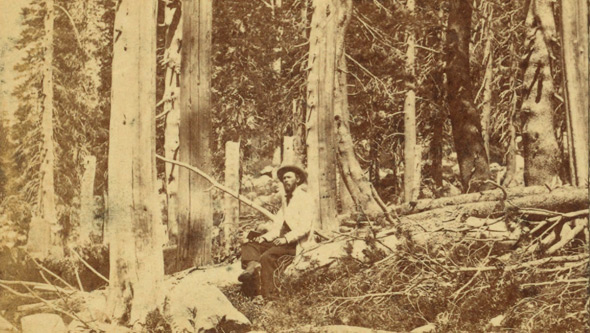 Donner Party Starvation Camp