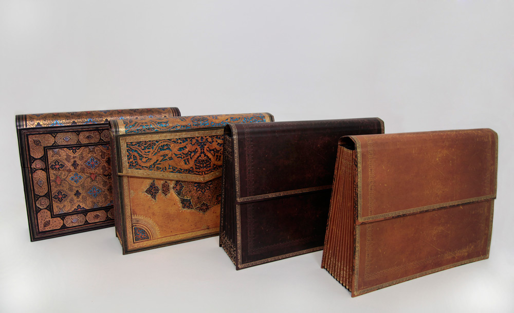 Paperblanks' Accordion Box Line