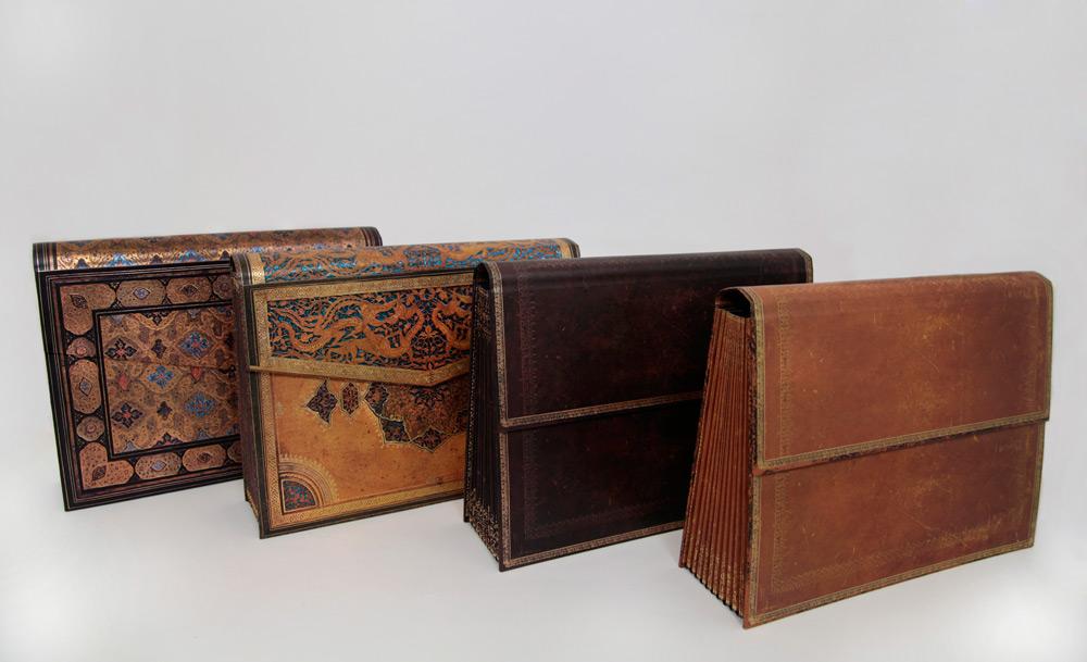 Paperblanks' Accordion Box Line
