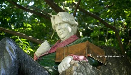 Paperblanks Traveler Dublin Oscar Wilde