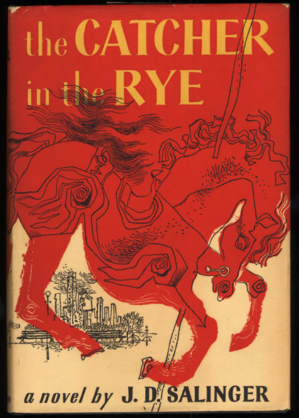 "J.D. Salinger's ""Catcher in the Rye"" was rejected for an unknowable main character"