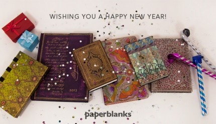Paperblanks New Year - With Text