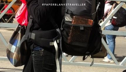 Paperblanks Traveler - Santorini