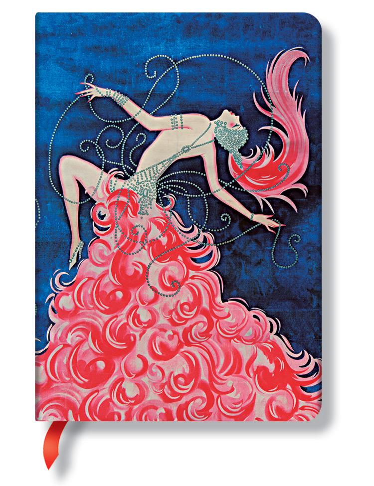 2658-7 - Vintage Vogue - Cabaret Cabaret - Midi