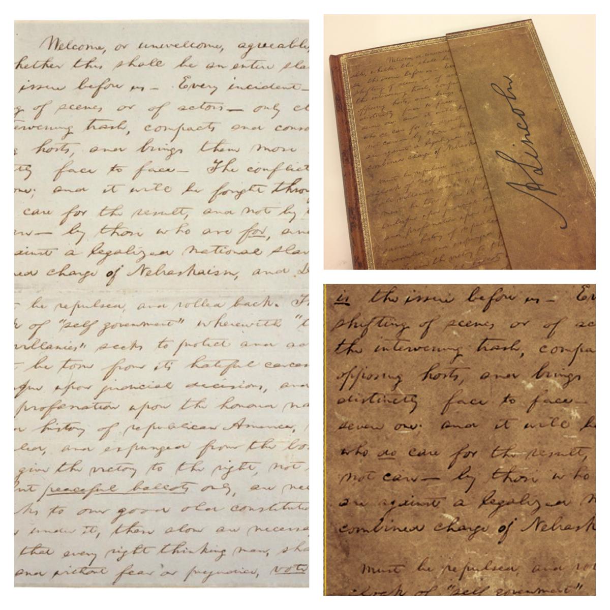 Lincoln Manuscript