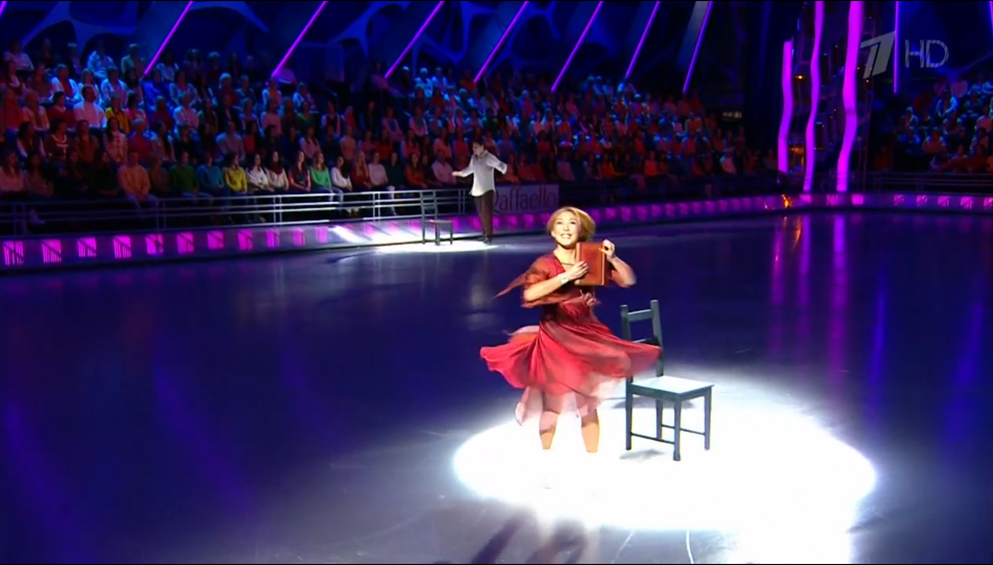 Dancing on Ice Russia - (7)
