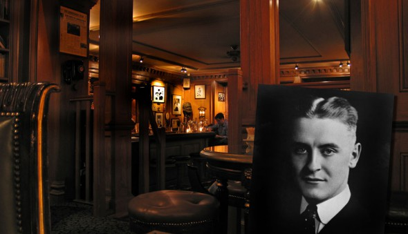 """Bar Hemingway, Hotel Ritz Paris"" by Pablo Sanchez"