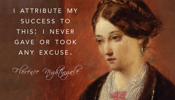 thesis statement on florence nightingale