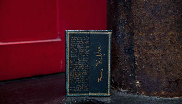 Embellished Manuscripts - Kafka The Metamorphosis (1)