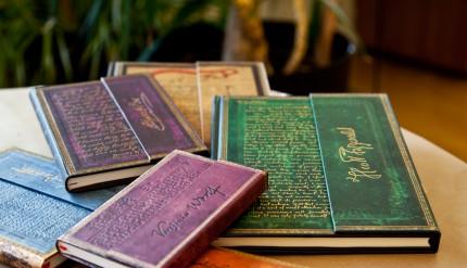 Embellished Manuscripts - Assorted