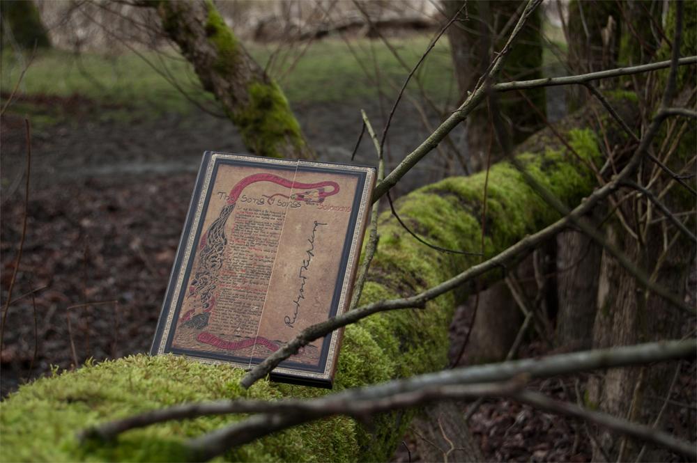 Embellished Manuscripts - Kipling - Forest