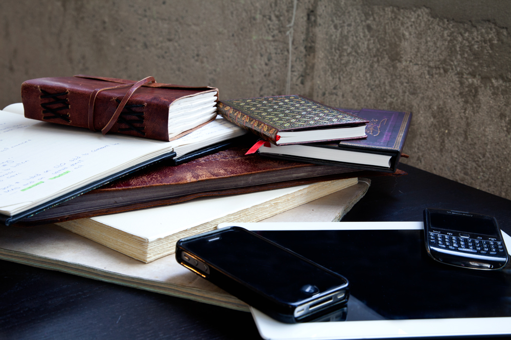 Assorted Journals - Technology