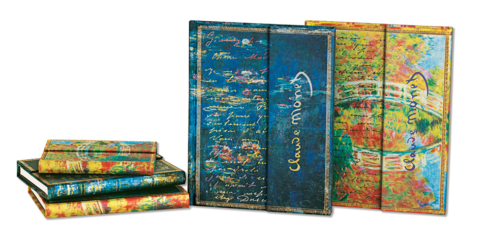 Embellished Manuscripts - Monet Journals - (1)