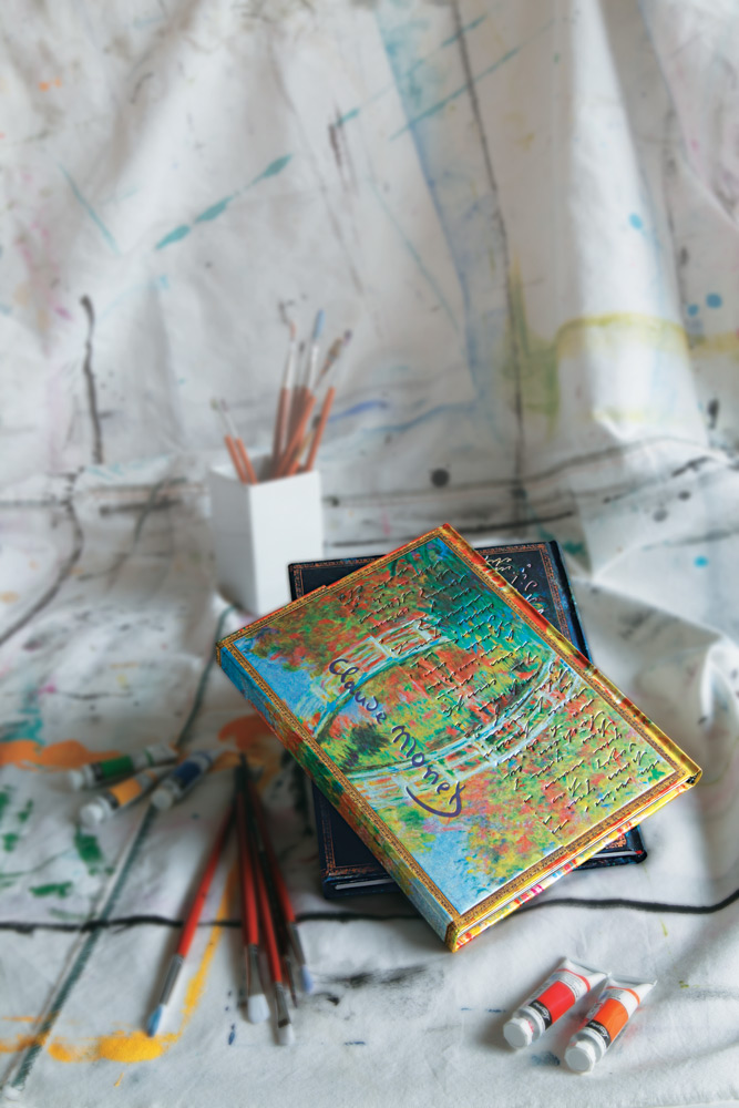 Embellished Manuscripts - Monet Journals