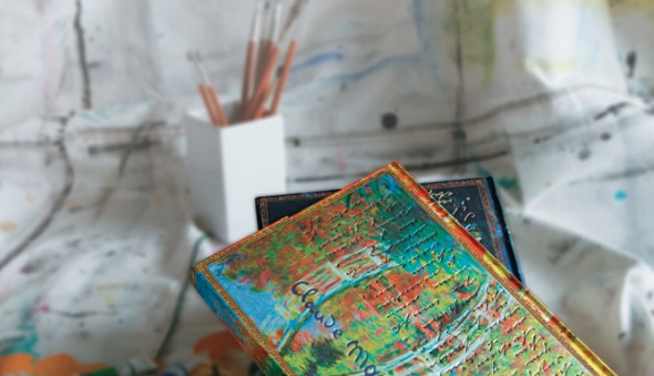 Embellished Manuscripts - Monet Journals