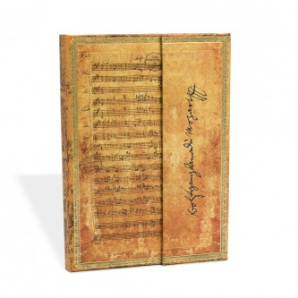 Embellished Manuscripts - Mozart, The Hunt - Midi - Front Cover