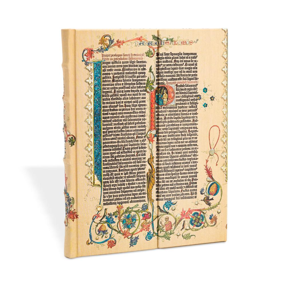 Gutenberg Bible - Parabole - Ultra - Front Cover