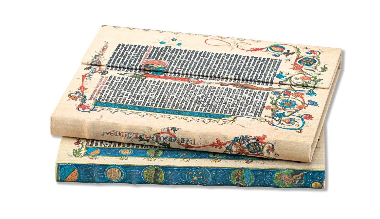 Gutenberg Bilble - Stack - (1)