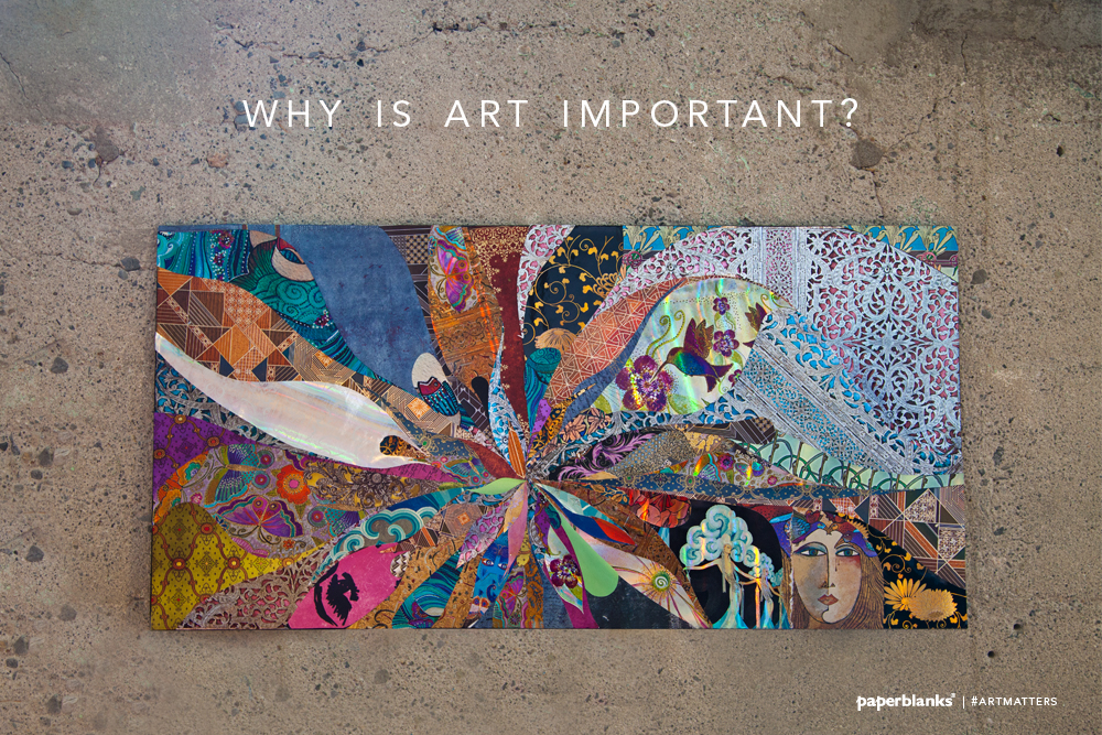 Why is art important