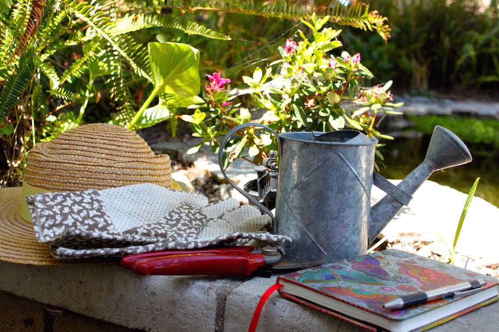 Paperblanks-Gardening