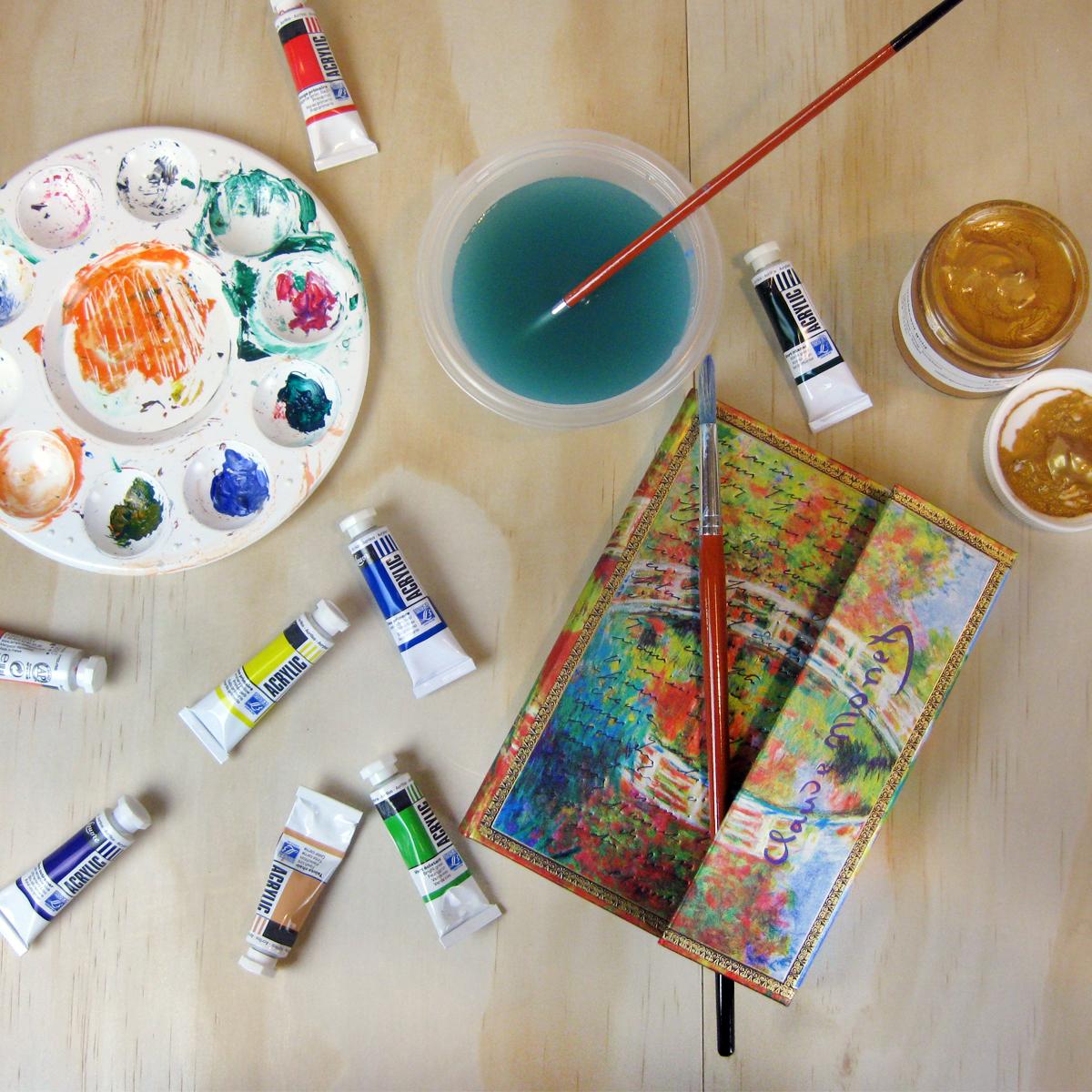 Monet-Paint-Props