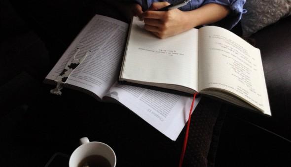 StudentStudying