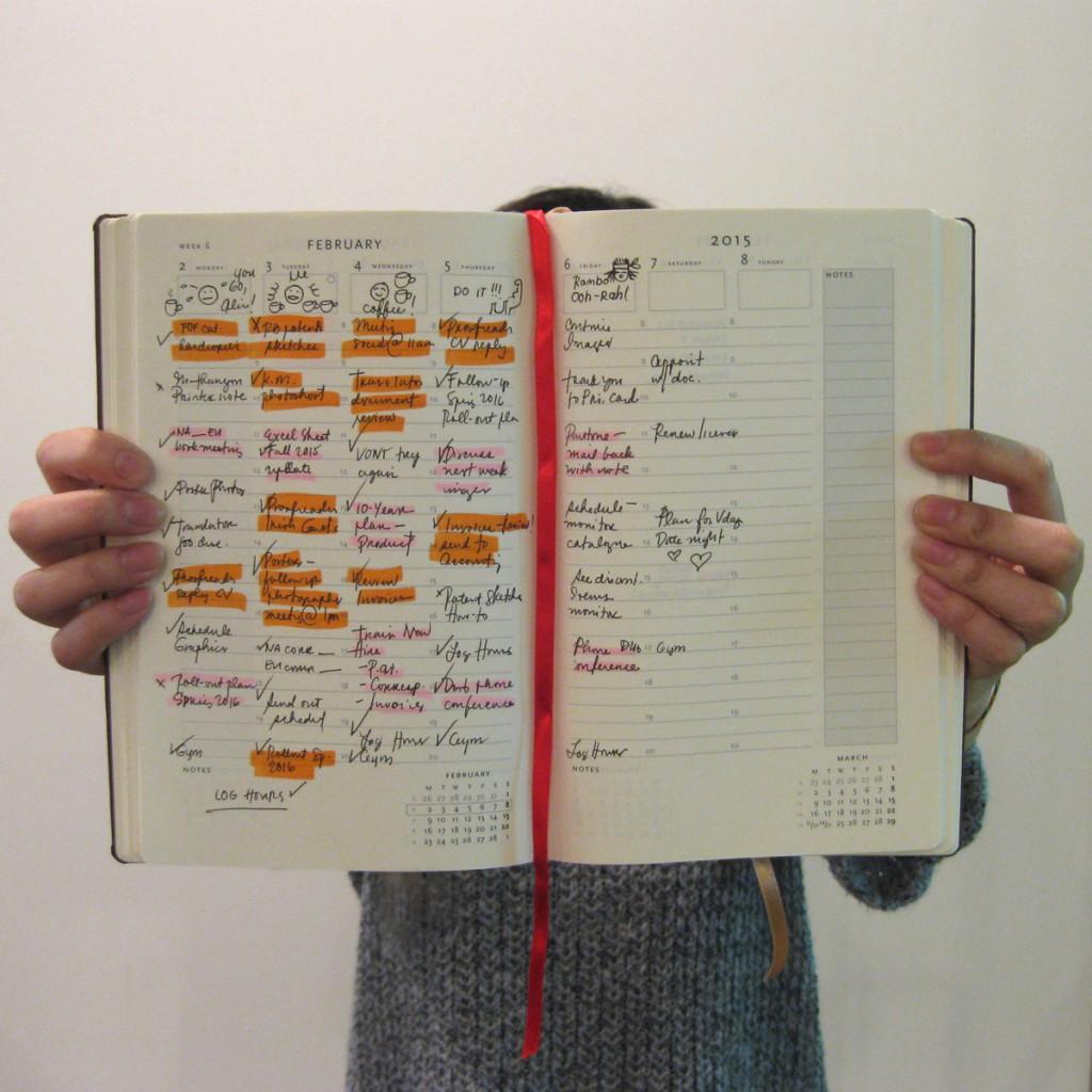 Dayplanner_List