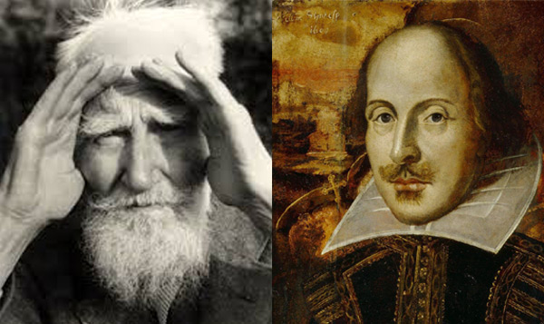 Shaw v Shakespeare