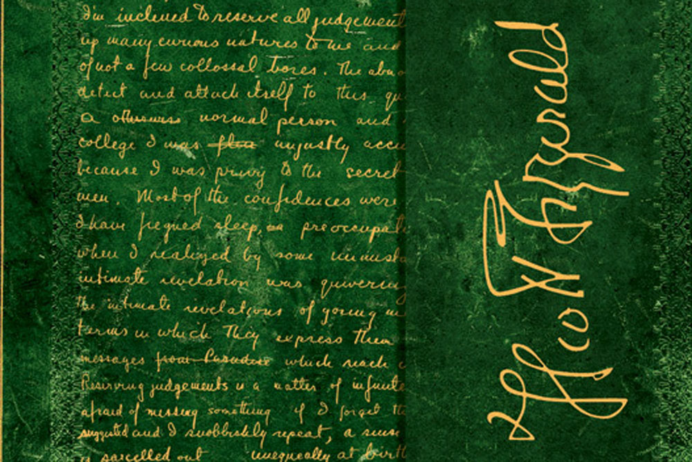 1404-1---Embellished-Manuscripts---Fitzgerald,-The-Great-Gatsby---Ultra