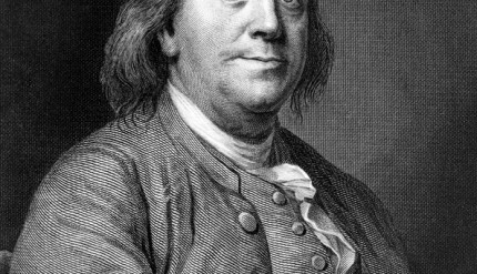 Franklin portrait