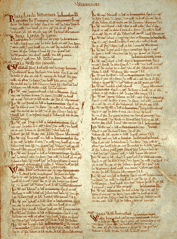 domesday_book_-_warwickshire