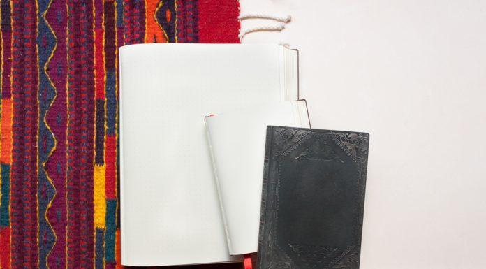Paperblanks sketchbook softcover notebook