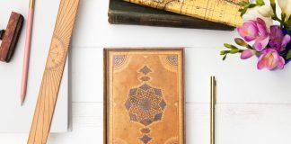 Paperblanks journal notebook, Safavid design