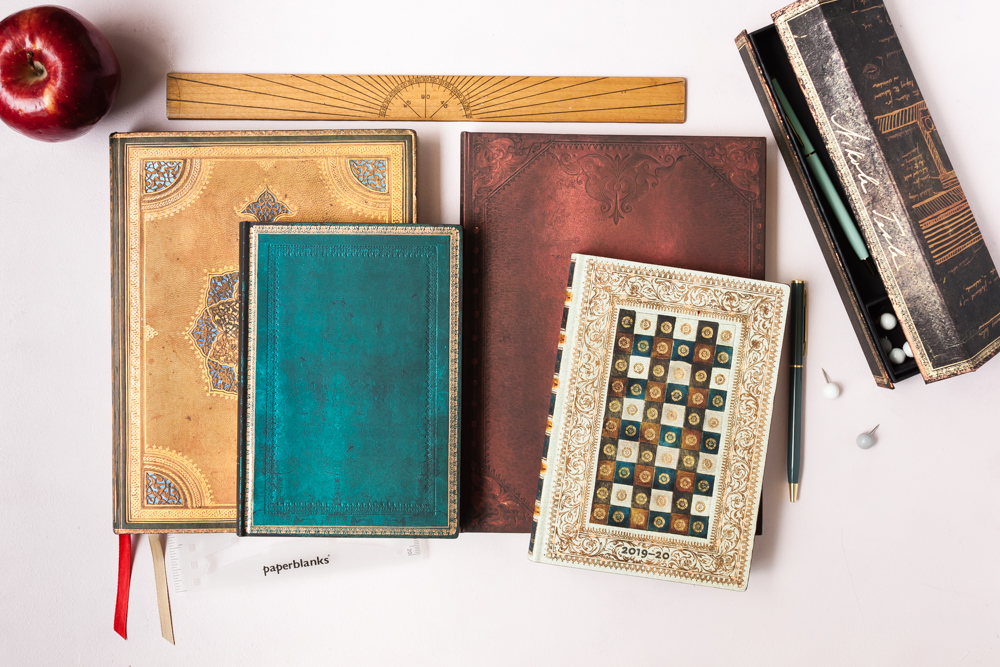 Paperblanks Back to School Survival Kit