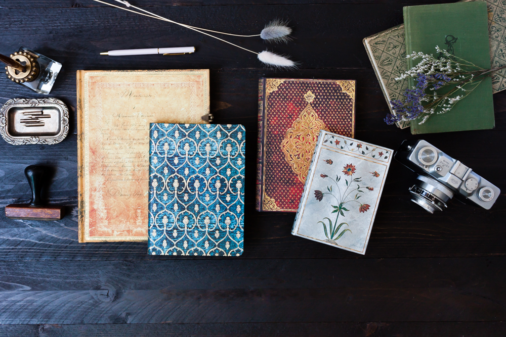Mixed Journals from Paperblanks Summer 2019 Collection
